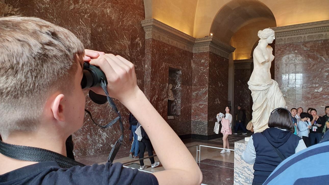 Из личного. Посещение музеев и выставок