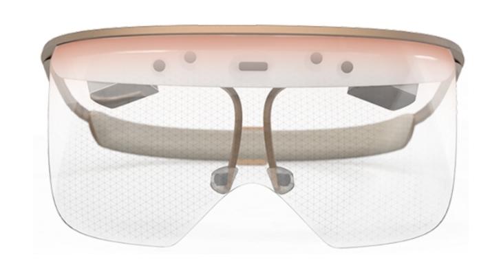 Oculenz AR: Очки дополненной реальности для людей, страдающих от ВМД