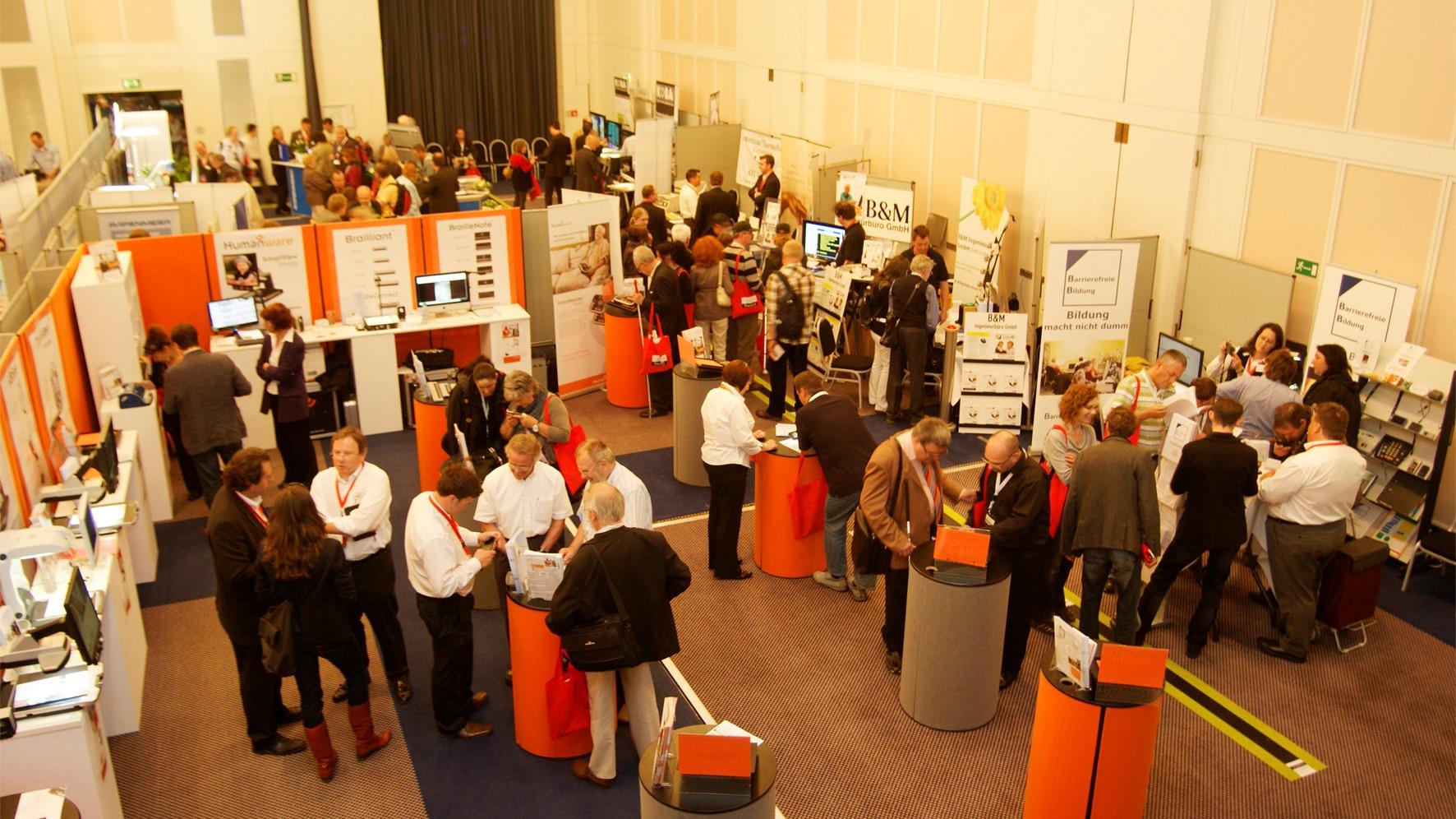 SightCity: Крупнейшая выставка технологий и устройств для слабовидящих и незрячих людей пройдет в мае во Франкфурте